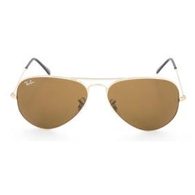 76e55d8c330bc Oculos Ray Ban Aviator Tamanho 58 - Óculos no Mercado Livre Brasil