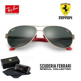 573207fdf5c03c Ray Ban 8305 Fibra De Carbono Sol - Óculos no Mercado Livre Brasil