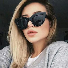 be0523ead7f4f Óculos De Sol Feminino Blog Blogueira Modelo 2018 Uv400