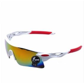 8950395c1 Óculos De Sol Masculino Feminino Cicle Tiro Esportivo + Case