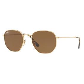 341b44e144372 57 Polarizado Marrom Lentes Brown Ray Ban Rb4147 710 - Óculos no ...