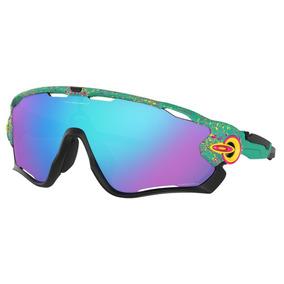 432cafb92e521 Oculos Jawbreaker Oakley Verde no Mercado Livre Brasil