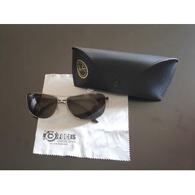 ea8fc6e3501f6 Lentes Ray Ban 004 71 - Óculos no Mercado Livre Brasil