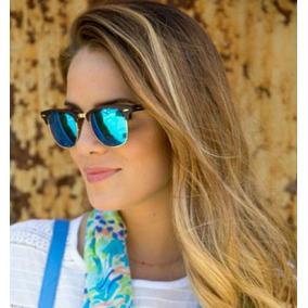 1d604864da83a Óculos Feminino Várias Cores Lente Colorida Retro Anos 90 · R  39 86