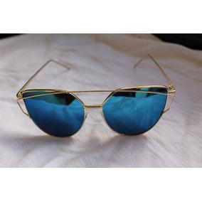 f049e44856b97 Oculos De Sol Gatinho Espelhado Barato - Óculos no Mercado Livre Brasil