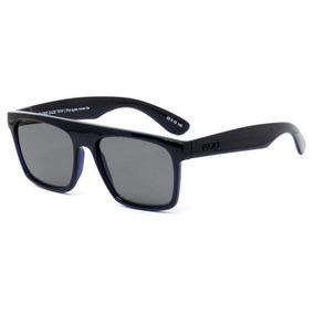 faa8f6825 Oculos Sol Evoke Daze T01p Azul Translucido Preto Polarizado. R$ 379