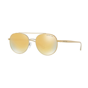 1299f2b613cf9 Oculos Michael Kors Dourado Estilo Aviator De Sol - Óculos no ...