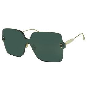54da8040e4498 Oculos De Sol Dourado Dior - Óculos no Mercado Livre Brasil