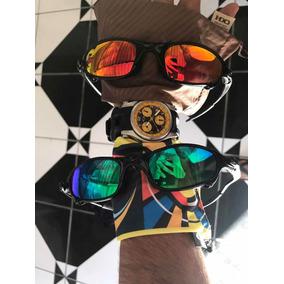 cc31d97e77766 Oculos Oakley Rp Redondo De Sol - Óculos no Mercado Livre Brasil