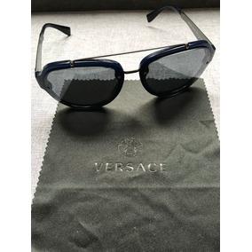 b9815606026c1 Oculos Escuros Versace Medusa Ve 4327. Lindo.