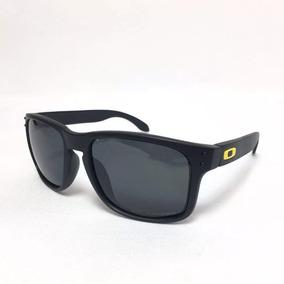 2dc7dfc88 Oculos De Sol Holbrook Vr46 Preto Logo Amarelo Polarizado!