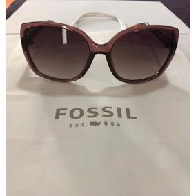 4a4741ee53739 Óculos De Sol Fossil Com no Mercado Livre Brasil