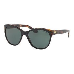 0622b8f3f Oculos Retangular De Sol Ralph Lauren - Óculos no Mercado Livre Brasil
