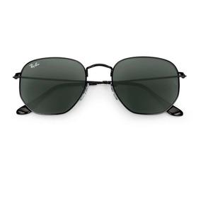 6db76c2285 Ray Ban Hexagonal Tamanho 54 Round - Óculos no Mercado Livre Brasil