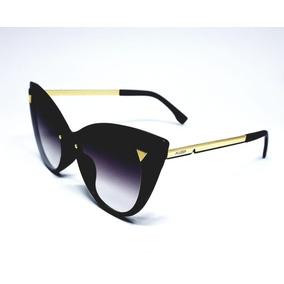 4a4a860f05966 Oculo Sol Feminino Design - Óculos no Mercado Livre Brasil