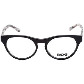 6cc09cfead6d9 Evoke 09 Black Temple White - Óculos no Mercado Livre Brasil