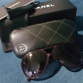 8cf2fd5a5b9b0 Óculos Aviador Italiano Unissex Chanel Original