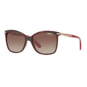 eda713bf7100f Oculos De Sol Vogue Gatinho - Óculos no Mercado Livre Brasil