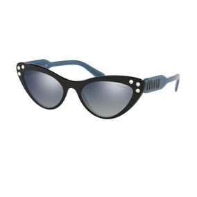 e27734f798836 Oculos Miu Miu Espelhado no Mercado Livre Brasil