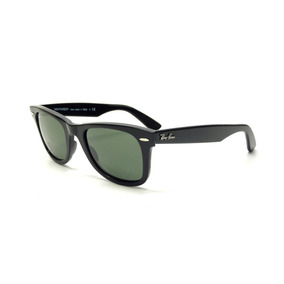 eb9e6c8b2 58 Ray Ban Wayfarer Rb2140 901 De Sol - Óculos no Mercado Livre Brasil