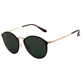 3968e09588ab3 Óculos De Sol Ray Ban Blaze Round Rb 3574 001 71 - Original