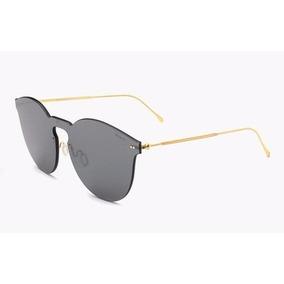 41017b65c79df Illesteva Leonard Mask 2 C21 Óculos De Sol Com Lente Prata