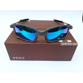 195117b9ce215 Óculos De Sol Infanto Juvenil Metal Polarizado Oakley Juliet ...