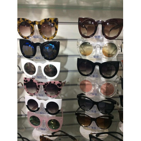 f90e3122088d9 Oculo Sol Fendi Gatinho - Óculos De Sol no Mercado Livre Brasil