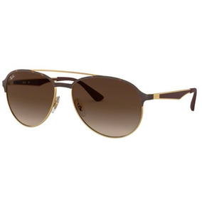 3c8f4022a78c3 Oculos Sol Ray Ban Rb3606 912713 59 Havana L Marrom Degradê