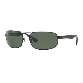 82ef15779e4ec Oculos Sol Ray Ban Rb3445 002 58 64mm Preto Verde Polarizada