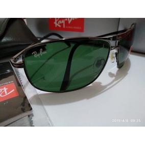 b603284ed4a27 Ray Ban 8013 Armacao Grafite Lente Cristal Verde G15. R  145