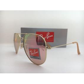 bf6399376dd28 Oculos Sol Feminino 2018 Aviador Ray Ban - Óculos no Mercado Livre ...
