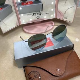 41006dcdc2d70 Oculos Rayban Wayfarer Original Lentes Espelhadas - Óculos no ...