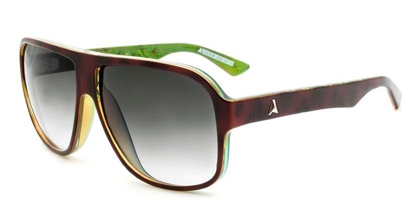 Oculos De Sol Absurda Calixtin 203653779 Marrom Demi Verde - R  129 ... 687990c8b7