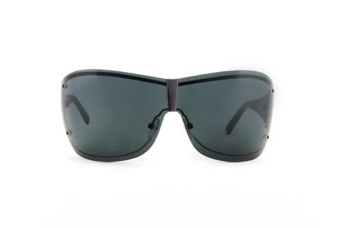 d43e5ff141c0a Óculos De Sol Ana Hichmann Feminino Acetato Preto - R  425,00 em ...
