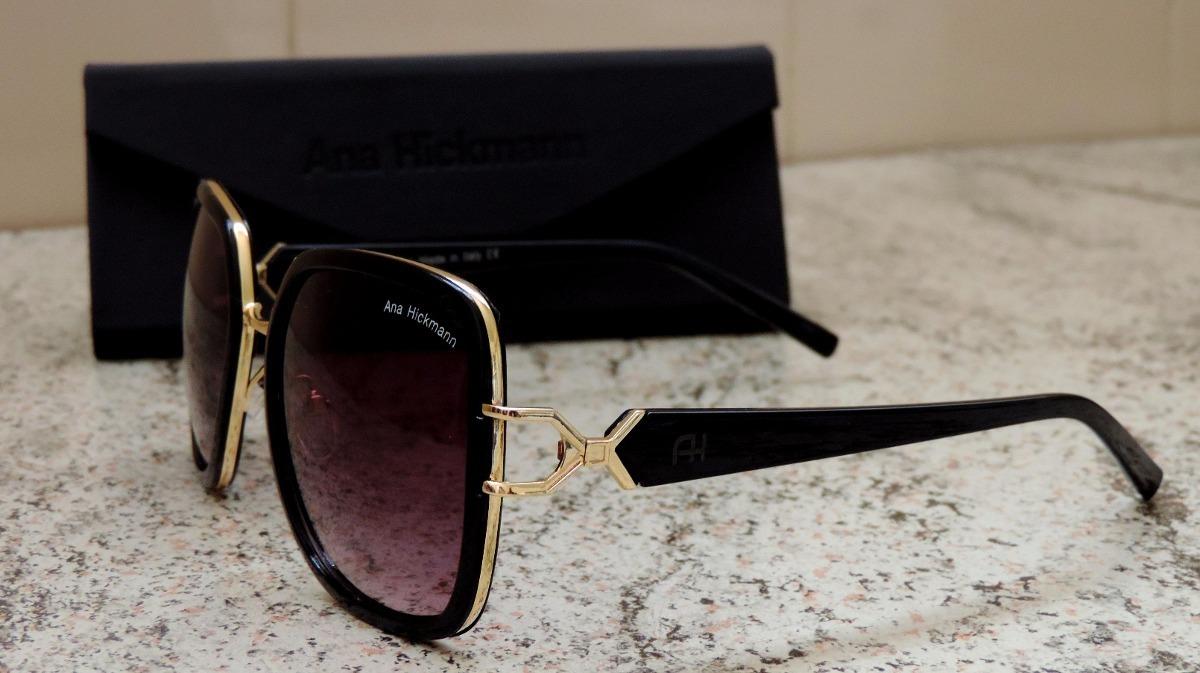 8074e1ac75931 Carregando zoom... ana hickman oculos sol · kit 5 oculos de sol original  ana hickman barato atacado