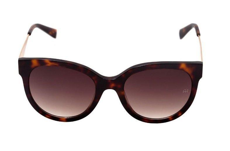 Oculos Sol Ana Hickmann Ah9259 G21 Marrom Tartaruga L Marrom - R ... 7810a69561