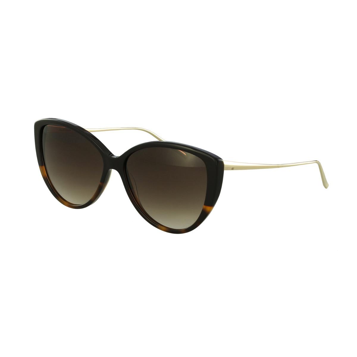 3fd86a8c8009a Óculos De Sol Ana Hickmann Gatinho Marrom - R  444,00 em Mercado Livre
