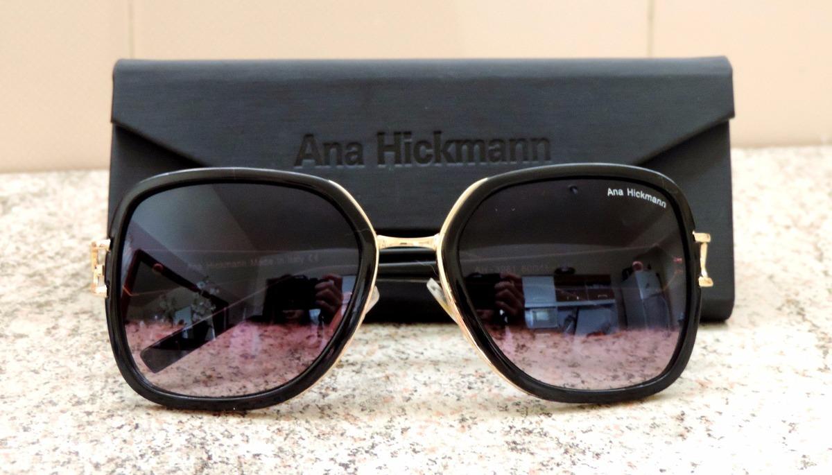 Kit 2 Oculos De Sol Ana Hickmann Original Feminino Promoção - R  120,23 em  Mercado Livre 41593053bb