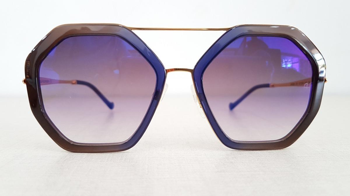 981d534b688a3 óculos sol ana hickmann ah3198 c01 coleção 2019 lançamento. Carregando zoom.