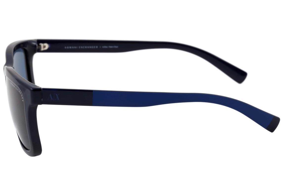 f7140361c4a armani exchange ax 4045 sl - óculos de sol 8177 80 azul. Carregando zoom... armani  óculos sol. Carregando zoom... óculos sol armani. Carregando zoom.