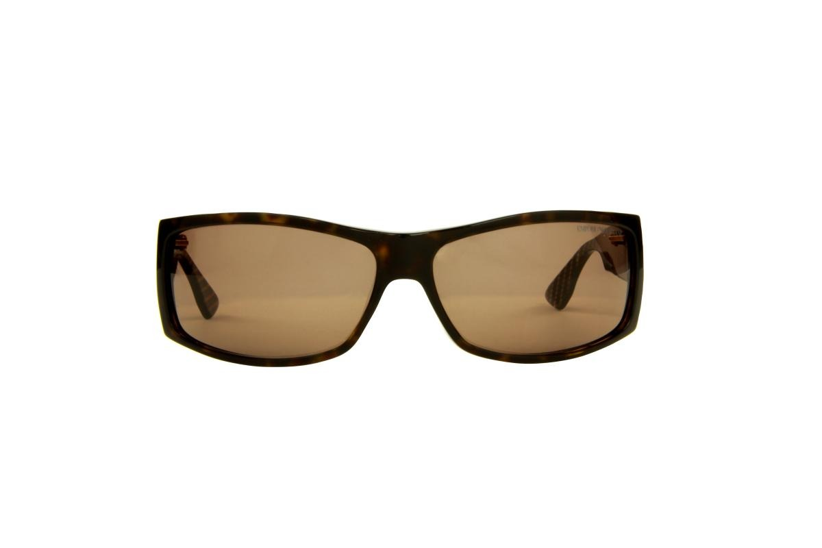 Óculos De Sol Emporio Armani 100% Proteção U.v. Tartarugado - R  368 ... 0a4a7c8ec2