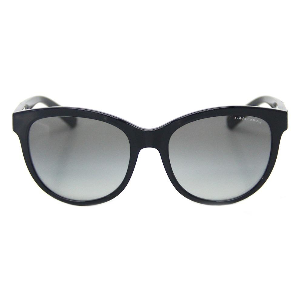 decc36b2451b3 Óculos De Sol Feminino Armani Ax 4051 - R  319