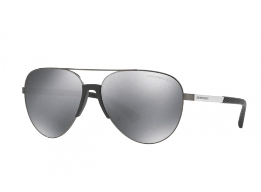 Óculos De Sol Emporio Armani Ea2059 3010 - R  550,00 em Mercado Livre 5d251f8b14