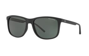 c0212639d9 Oculos Sol Armani Exchange Ax4070s 807871 57 Preto Fosco G15