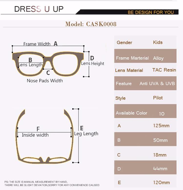 4fda0141c2077 Óculos Sol Aviador Infantil Proteção Uva E Uvb - O Melhor - R  39,90 ...