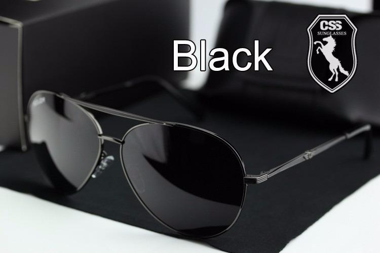 4e0edd95f6883 Óculos Sol Aviador Police Polarizado 100% Proteção Video - R  159