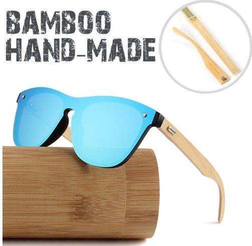 4215bfe543c2e Óculos Sol Bambu Masculino Feminino Proteção Uv400 Promoção - R  120 ...
