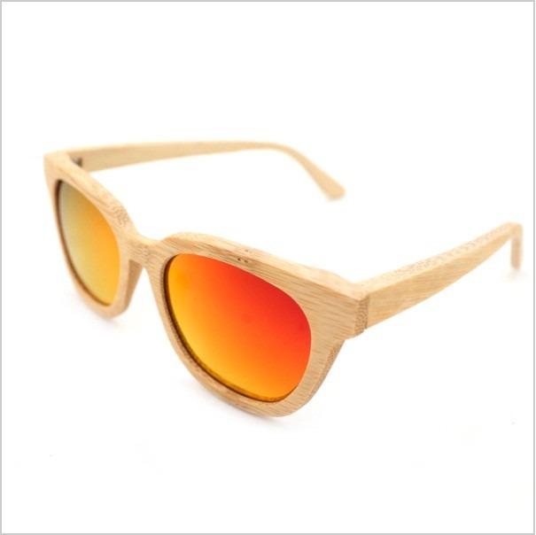 d62955c333f59 Óculos Sol Bobo Bird Bambu Madeira Original Lente Polarizada - R ...