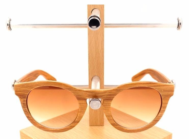 5e277d0d4c98b Óculos Sol Bobo Bird Bambu Original Lente Marron - R  189,90 em ...
